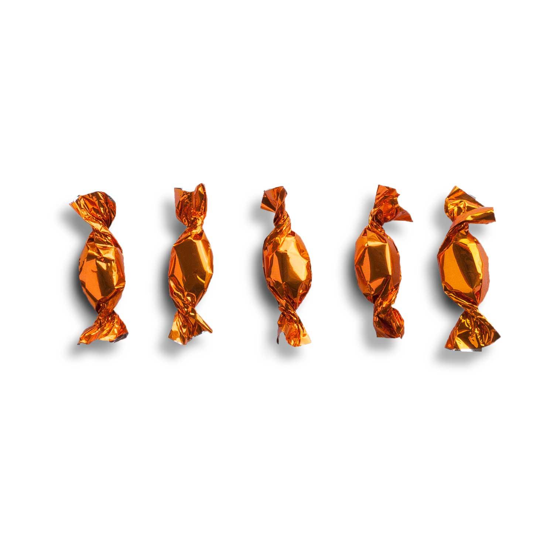 Accessoire hôtellerie - Bonbons emballage métallique