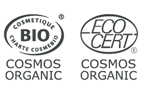logos Ecocert Cosmos Organic   One Touch Cosmetic